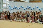 Межмуниципальный турнир «Морозко» по художественной гимнастике